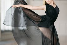 Lyrical dancewear