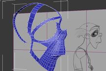 3D Modeling Exercises