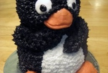 penguin cake / by CouponAnna