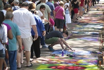 Sidewalk Arts Festival / by SCAD - Savannah College of Art and Design