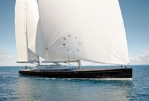 Sailing Yachts / This board features images of the world's finest sailing yachts.