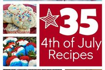 4th of July / by Michelle LaPlaca-Lisy