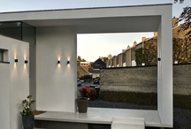 ARC LED Outdoor / ARC LED Outdoor wall lamp