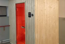 Sauny infrared - realizacje własne