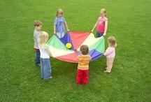 Jonge kind - Spellessen/gymlessen / Inspiratie voor de spel-/gymles voor het jonge kind.
