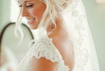 Wedding hair/makeup / by Kayla Palmateer