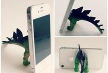 I-phone stativ