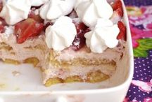 RECEPTEN - dessert