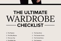 Basic wardrobe advice