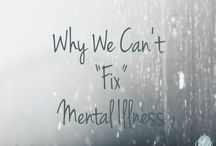 My Blogs on Mental Health