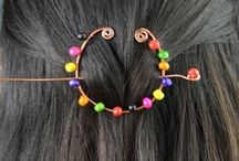 hair clips to make