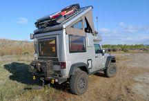 camper rigs hard top tent