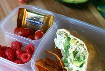 Lunch / Healthy Adult Lunchbox Ideas