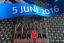 Triathlon To Ironman / The Training, The Pain, The Achievement . . . .  Where Anything Is Possible.