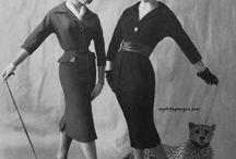 1950's ladies