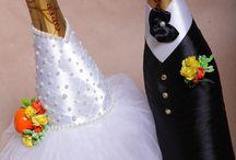 návod flaša-svadba