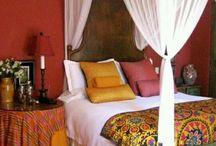 orientalische Schlafzimmer