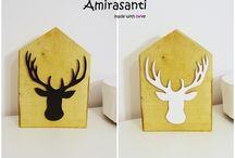 Amirasanti Tworzy / Moje dzieła
