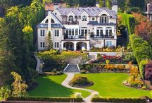 Luxury houses / Beautiful luxury homes and houses.