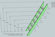 bunk ladders