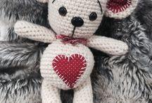 Crochet / My work