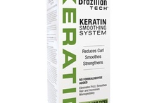 At Home Keratin Treatments: Formaldehyde Free / Keratin treatments keep hair soft and straight for up to 60 days.  / by BigDaddyBeauty.com