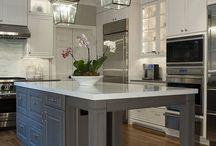 Kitchen ideas / Grey tones