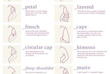 Fashion Infographics / moda