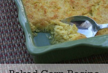 Side Dishes / Delicious side dish recipes that compliment any meal from your next cookout to a busy weeknight dinner.