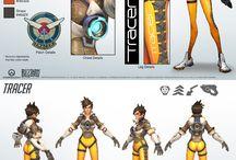 Overwatch Character