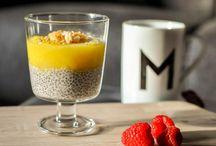 Healthy breakfast / Glutenfree & lactosefree