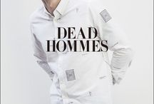 SIXPACK FREANCE『DEAD HOMMES』 collection 2014 / http://blog.raddlounge.com/?p=26096