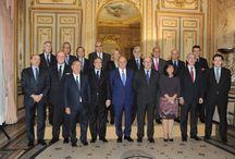 """La 16ª edición del Foro """"Puente Aéreo"""" que se ha celebrado en el Palacio de Linares de Madrid."""