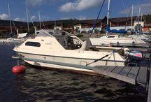 Motorový člun / Motorový člun Shetland Suntrip 18
