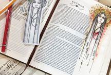 Esther Bible Journaling