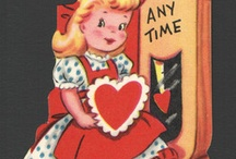 Vintage Valentines / by Tammy Piner
