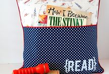 Sewing Projects-Pillows