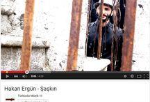 Hakan Ergün Official / Hakan Ergün'ün İlk Albüm Çıkış Şarkısı Şaşkına Göstermiş Olduğunuz İlgiden Dolayı Herkese Sonsuz Teşekkürler..