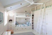 Kid's Bedroom Inspirations