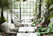 GreenHouse / Gorgeous Green Interiors