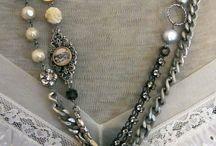 assemblage jewelry