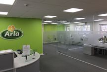 Glass Partitioning Wiltshire