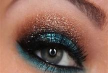 makeup / by Nicole Sailors