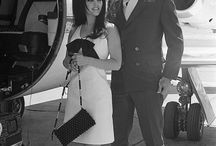 Celebrities on Flights / It's about celebrities who flew during the golden age of travel.