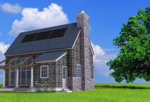 Dream House Plans / House design layouts are focused on 1-2 bedroom and/or with loft. These are less than 1,200 sq ft. homes.