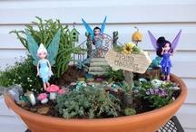 Fairies garden