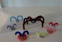 Kids craft: buttons