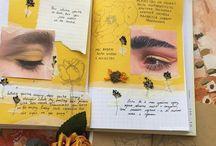yellow asthetics