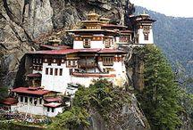 Bhutan / Ontdek Bhutan! Met Talisman ontdekt u het toch al zo unieke Bhutan op een heel exclusieve manier. U maakt de mooiste privé-excursies naar bijzondere heiligdommen en afgelegen gebieden die u helemaal voor uzelf heeft.