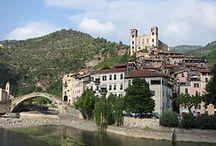 Italie (Dolceaqua) / Vakantie 2012